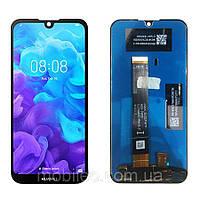 Дисплей (LCD) Huawei Y5 (2019) | Honor 8S | AMN-LX9 | AMN-LX1 | AMN-LX2 с тачскрином, чёрный