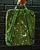 Рюкзак Fjällräven Kanken Classic (Арт зелень), фото 5