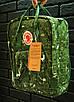 Рюкзак Fjällräven Kanken Classic (Арт зелень), фото 3