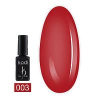 Гель-лак витражный Kodi Crystal 8 мл (003)