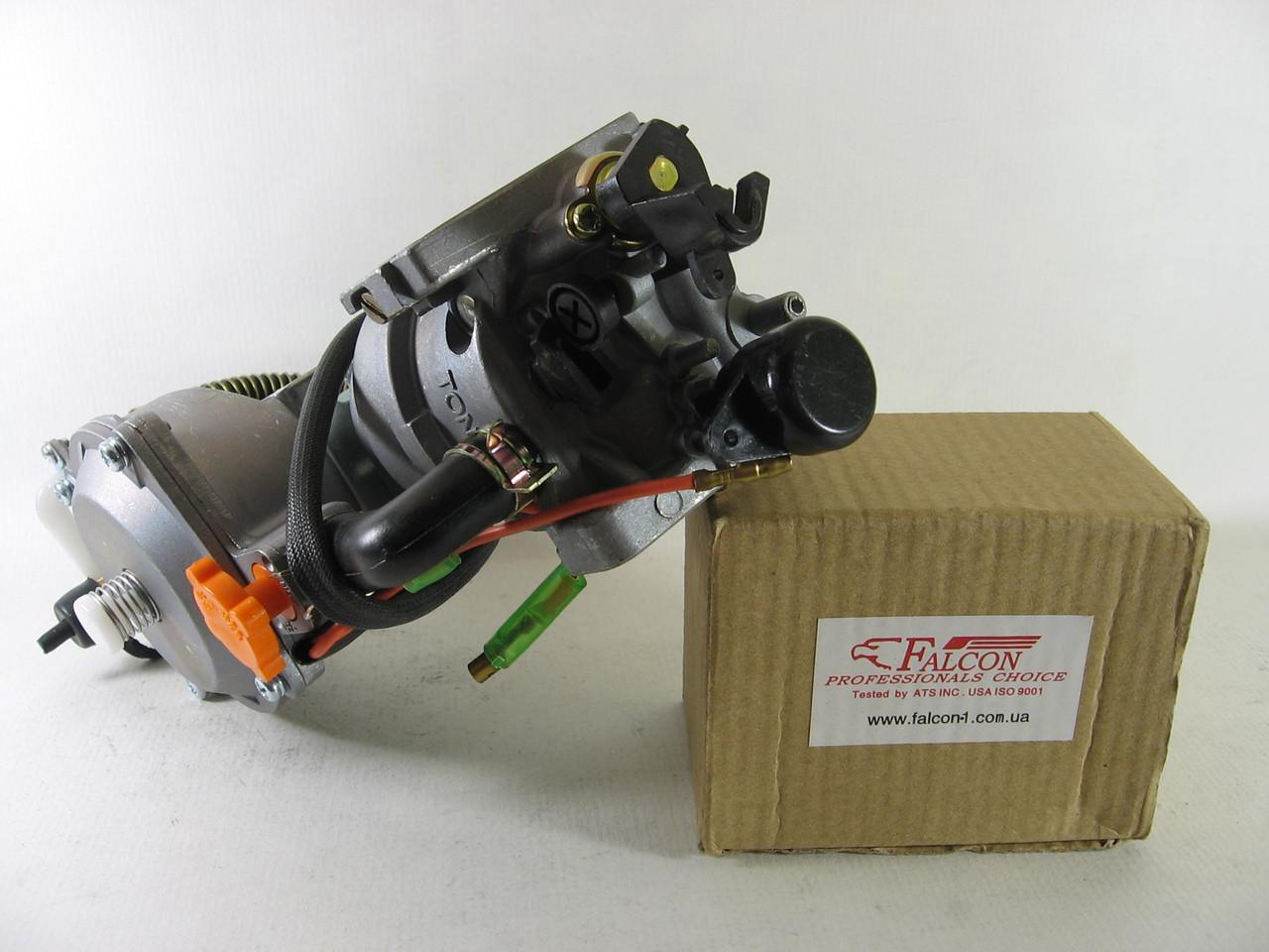 Карбюратор бензин- газ с редуктором и электромагнитным клапаном 177F/188F (4,0 - 6,0 кВт)