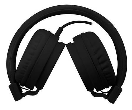Навушники Nomi NHS-202 Чорний, фото 2