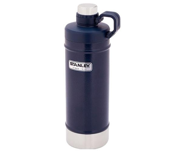 Термос пищевой Stanley Classic синий 620 мл 030STY (10-01620-004)