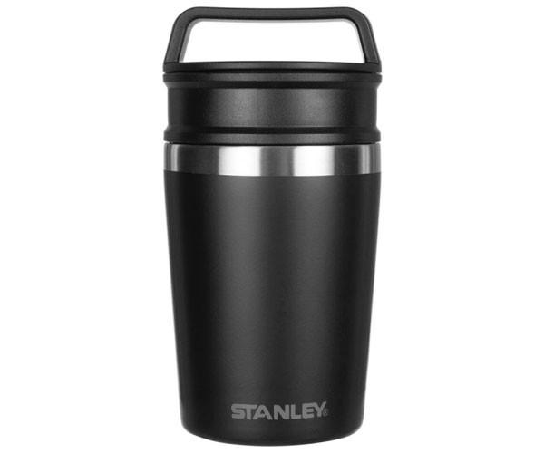 Термокружка Stanley Adventure чорний 230 мл (10-02887-004)