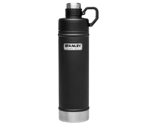 Термобутылка Stanley Classic черный 750 мл (10-02286-007)