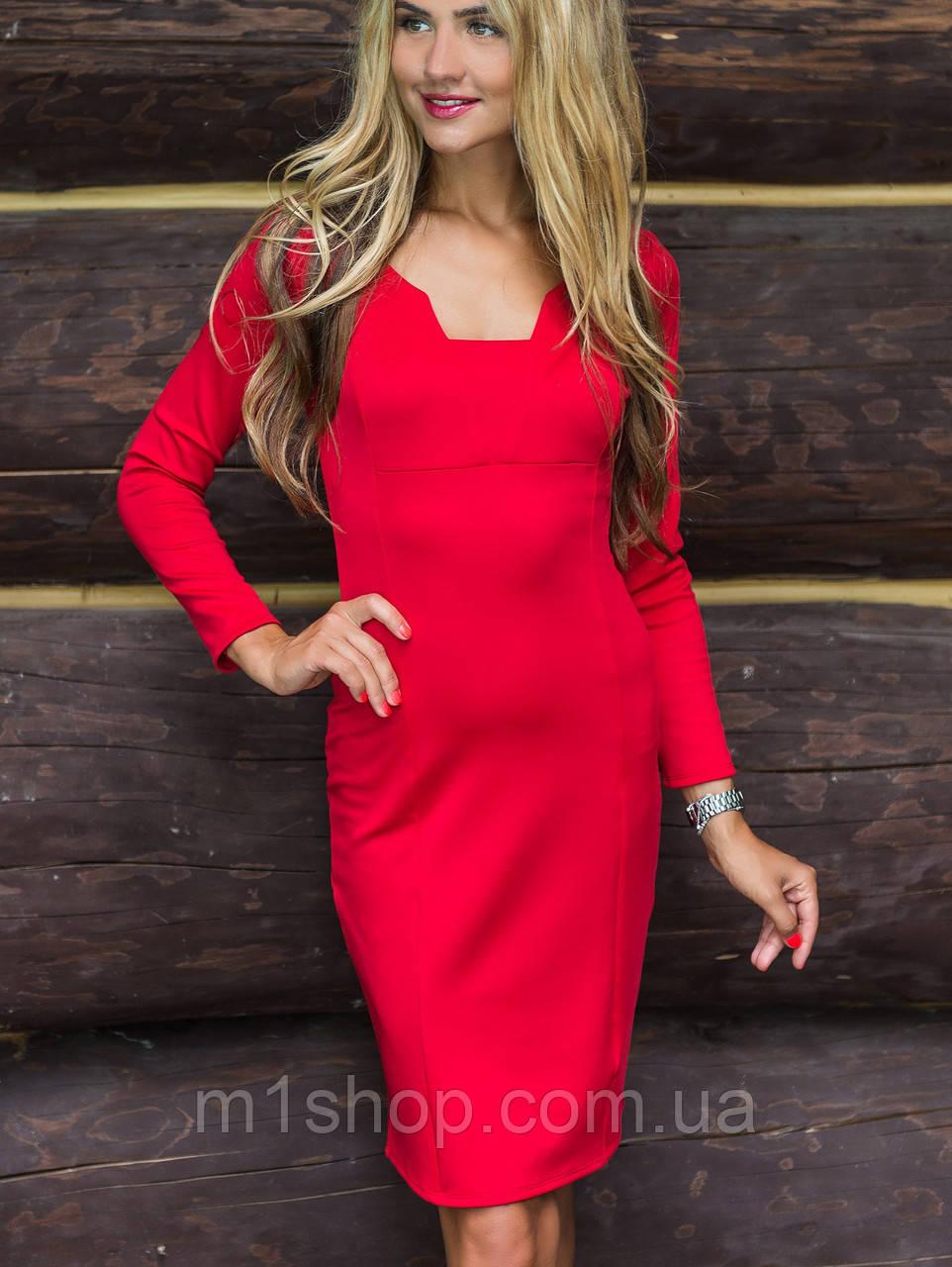 Женское платье по фигуре (2075 sk)