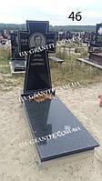 Хрест пам'ятник із граніту