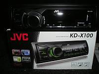 Цифровой медиа-ресивер JVC KD-X100EE
