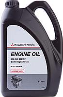 Моторное масло Mitsubishi Engine Oil 5W-30 4 л (MZ320364)