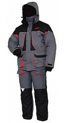 Костюм зимний NORFIN Arctic Red –25°, костюм для зимней рыбалки куртка с комбинезоном