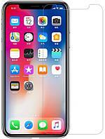 Матовое защитное стекло iPhone X (2.5D 9H) (Айфон Х Икс 10)