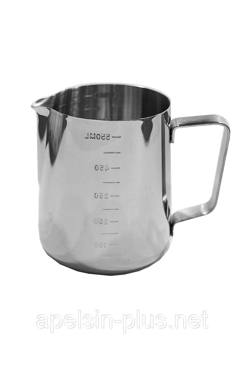 Молочник, Пітчер кухонний з нержавіючої сталі 550 мл