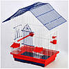 Клетка для птиц Шанхай   (330х230х400)