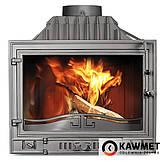 Каминная топка KAWMET W4 правая боковая (14,5 kW)