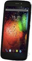 Дисплей (экран) для телефона Fly IQ4410i Quad Phoenix 2 + Touchscreen Black