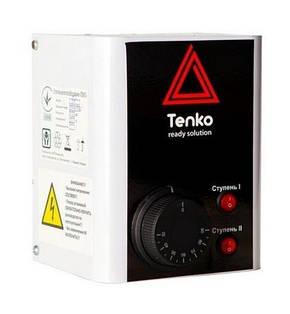 """Блок ТЭНов Tenko Люкс 10,5 кВт на электронном управлении 380 В (резьба 2"""", погружная длина - 420 мм), фото 2"""