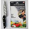 Кухонний ніж Аero Knife Ніж для нарізки з зубчиками аеродинамічний, фото 3