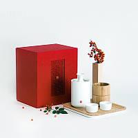 CHENGSHE Керамический Горшок с теплой водой Домашний традиционный сосуд для подогрева воды Бутылка чашки Подарок-1TopShop