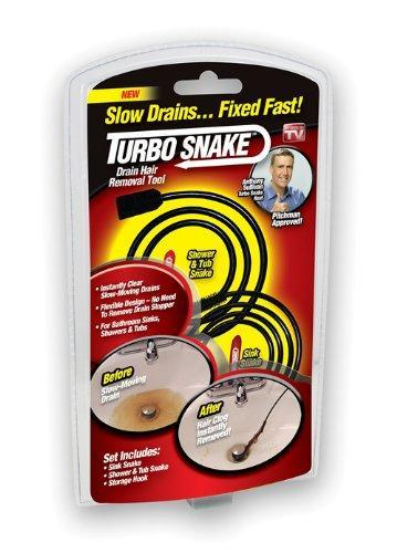 Устройство для чистки канализации Turbo Snake