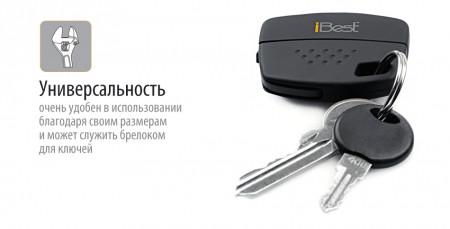 Кабель iBest USB - microUSB (IPW02) 0.15 м