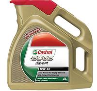 Моторное масло Castrol EDGE Sport Titanium FST синтетика 10W-60 4 л