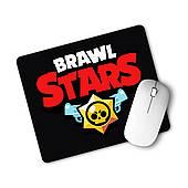 Коврик для мышки Бравл Старс (Brawl stars) (986-101)