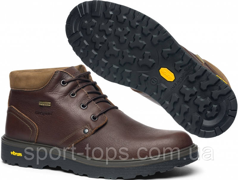 Ботинки зимние мужские Grisport Waterproof 40279o17Ln