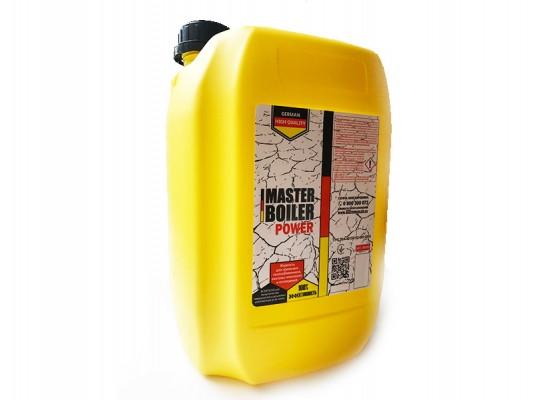 Рідина для промивання телообменников MASTER BOILER POWER 30 л