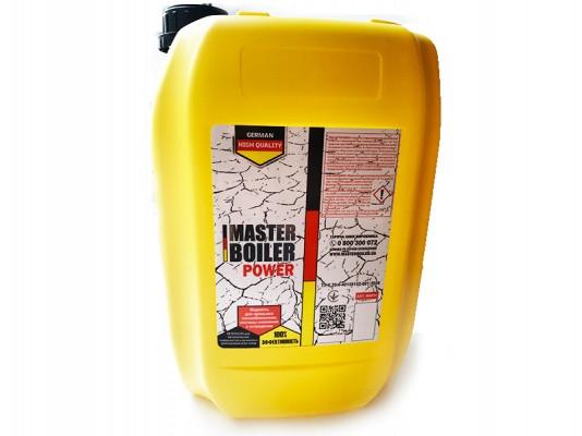 Рідина для промивки теплообмінників MASTER BOILER POWER 10 л