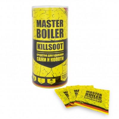 Засіб для видалення сажі і кіптяви Master Boiler KILLSOOT 60x10 g