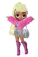 Кукла ЛОЛ Сюрприз Леди - Дива L.O.L. Surprise! O.M.G. Lady Diva Fashion Doll with 20 Surprises