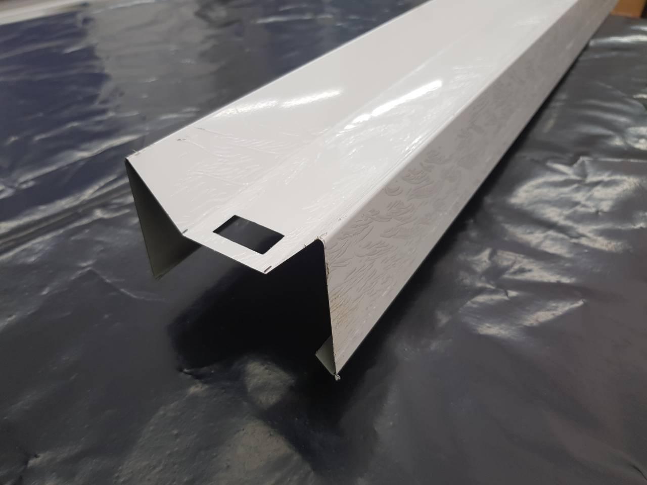 Светильник магистральный LINE150/1 1,5м (под LED лампу T8) 1x1500мм Белый УКРАИНА металл