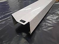 Светильник магистральный LINE240/2 2,4м (под LED лампу T8) 2x1200мм Белый металл