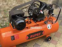 Компрессор воздушный ременной Rupez CS100 3500 Вт 640 л/мин, фото 1