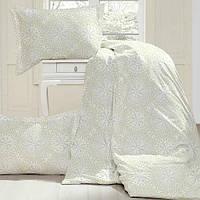 Комплект постельного белья  полуторный Altinbasak Rozi Crem
