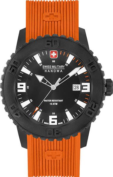 Мужские часы Swiss Military  06-4302.27.007.79