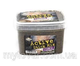 Стик микс для рыбалки по 100 грамм. Стик микс Dynamite Baits Xtra Active Stick Mix Fishmeal