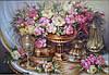 Картины художников. Живопись маслом Красивые картины с розами