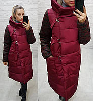 Куртка зимняя женская, арт. 181, в 5-ти расцветках