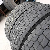 Шины б.у. 215.75.r17.5 Bridgestone M729 Бриджстоун. Резина бу для грузовиков и автобусов, фото 2