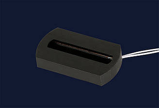 Сучасний стельовий світильник трековий&752 Трек чорний 10 см
