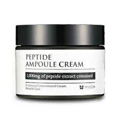 Пептидный крем Mizon Peptide ampoule cream