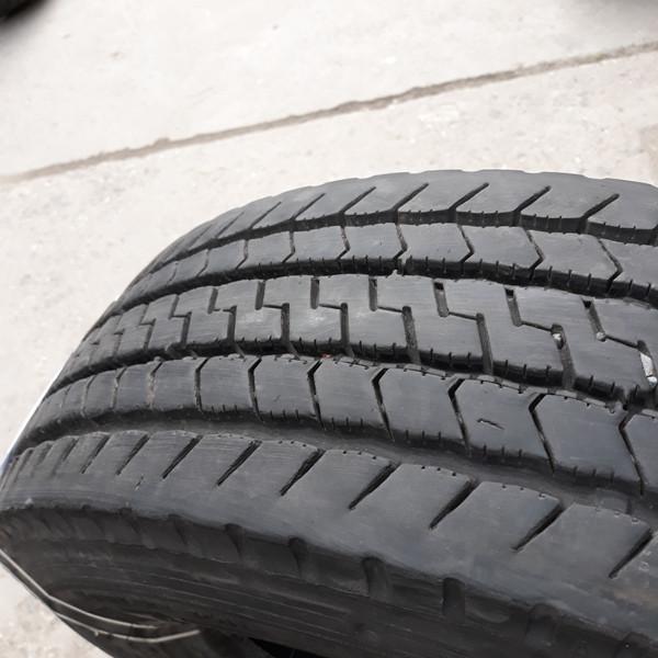 Шины б.у. 215.75.r17.5 Bridgestone M788 Бриджстоун. Резина бу для грузовиков и автобусов