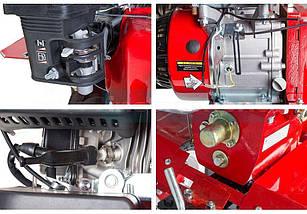 """Бензиновый мотоблок Forte 1050G колёса 10"""", фото 3"""