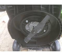 Газонокосилка бензиновая несамоходная Grunhelm A400, фото 2
