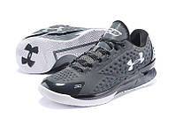 Мужские кроссовки UNDER ARMOUR CHARGED FOAM CURRY 1 Low (Black), фото 1