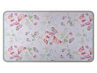 "Коврик прорезиненный ""бабочки"" 70х110 см, Lefard, 711-048"