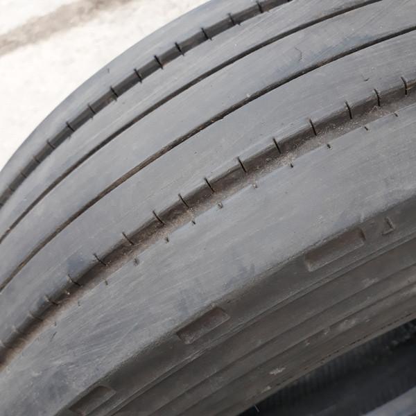 Шины б.у. 215.75.r17.5 Fulda Ecotonn Фулда. Резина бу для грузовиков и автобусов