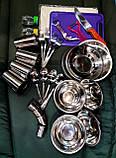 Набор посуды для пикника на 6(12) персон F-16, фото 5