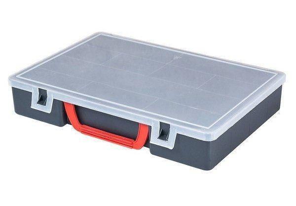 Органайзер пластиковый с регулируемыми секциями Haisser XL 26 отделений, фото 2